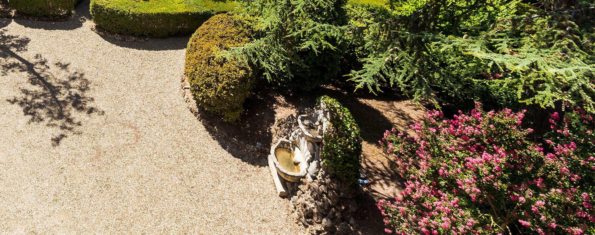 Arezzo villa in vendita con parco secolare