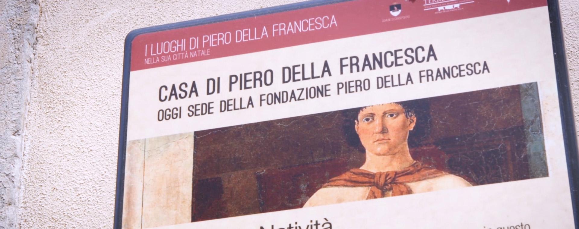 Sansepolcro è una piccola città in Toscana