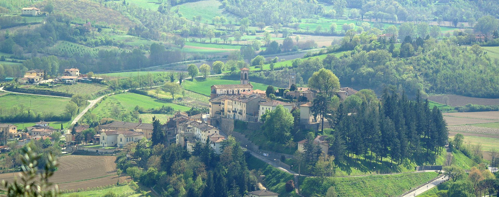 Sansepolcro villa vicino Monterchi Citerna