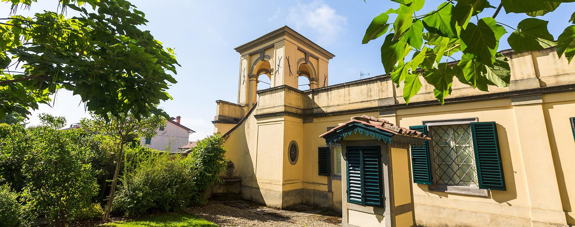 Vivere in Toscana - villa in vendita