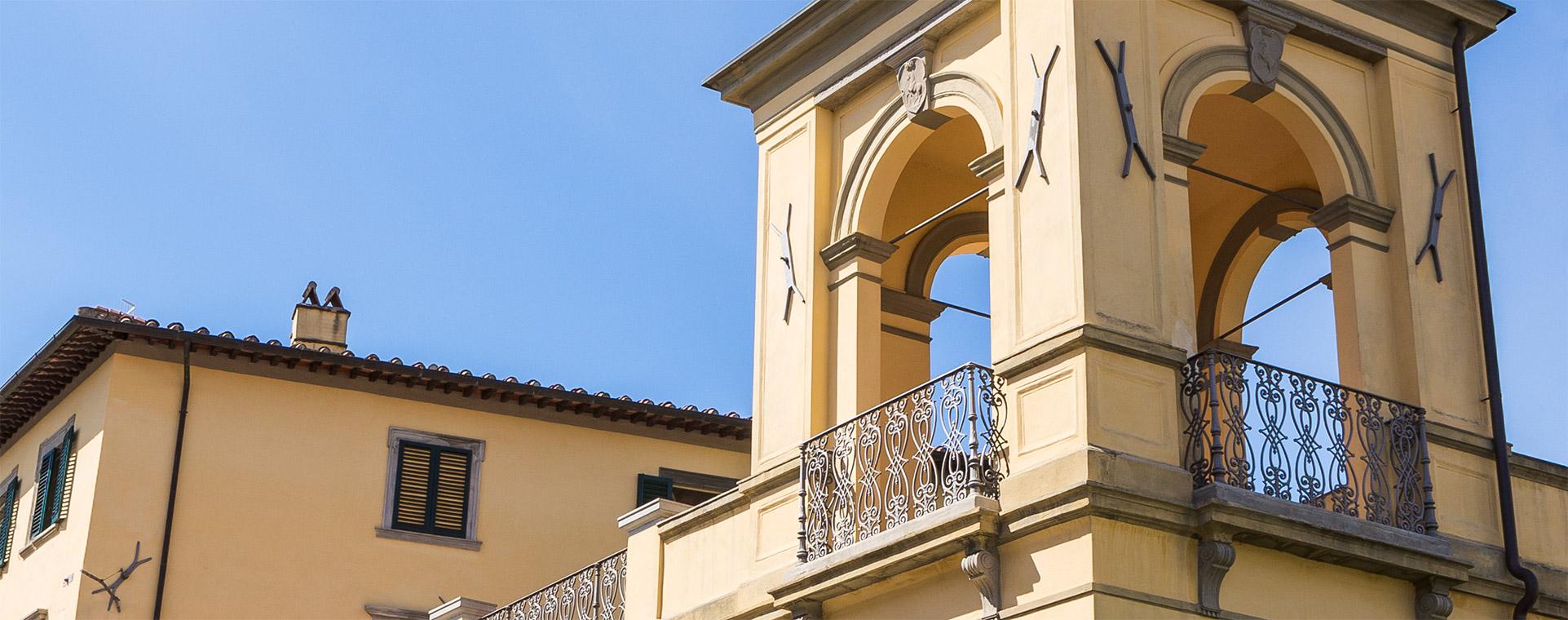 Toscana villa storica in vendita