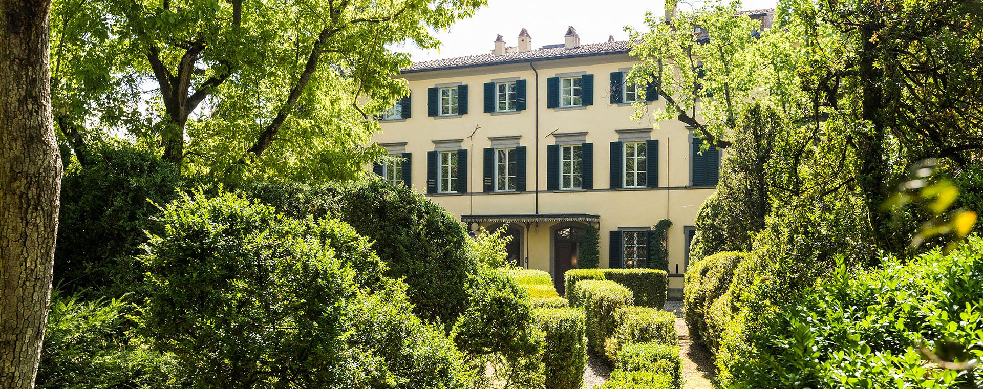 Villa Giovagnoli-Sforza in vendita