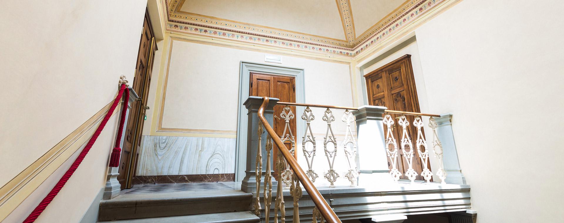 Autentica residenza d'epoca in vendita a Sansepolcor, in Toscana