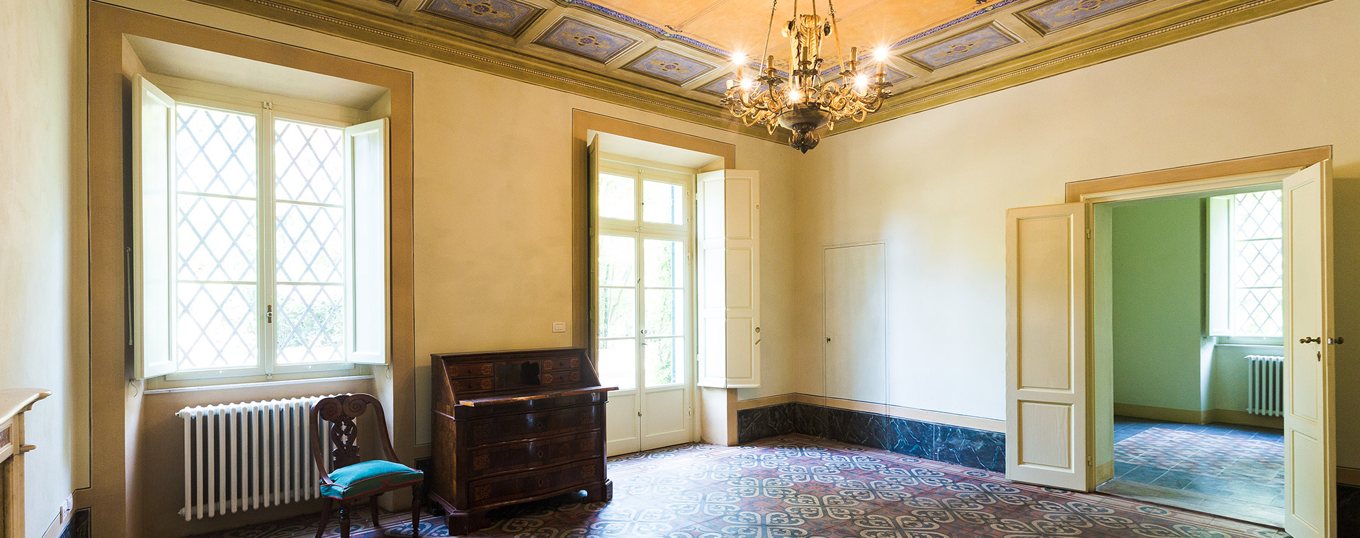18th century villa for sale